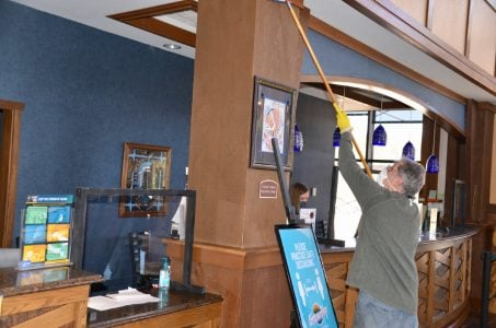 Minnesota casino Fortune Bay embezzlement theft