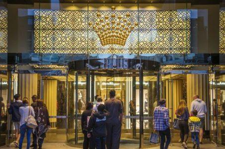 Crown Melbourne Australia casino Victoria