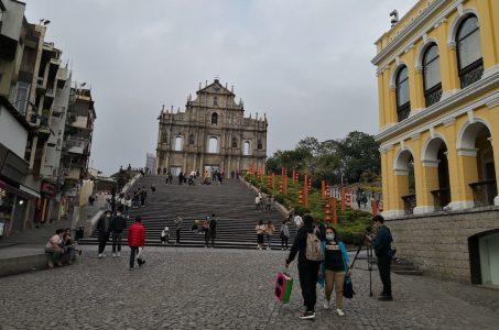 Macau China Golden Week COVID-19