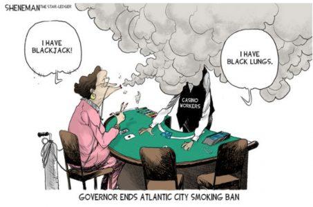 smoke-free casinos G2E Las Vegas