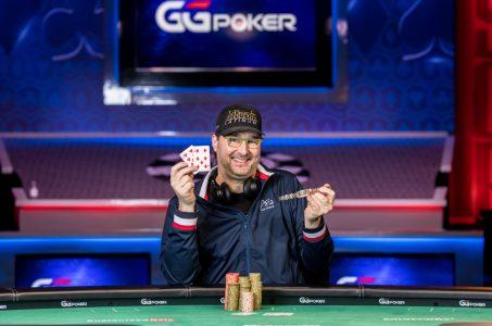 Phil Hellmuth WSOP World Series Poker