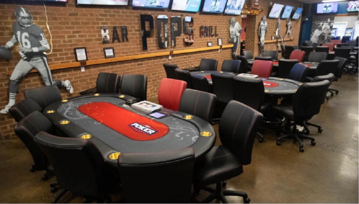 Virginia poker
