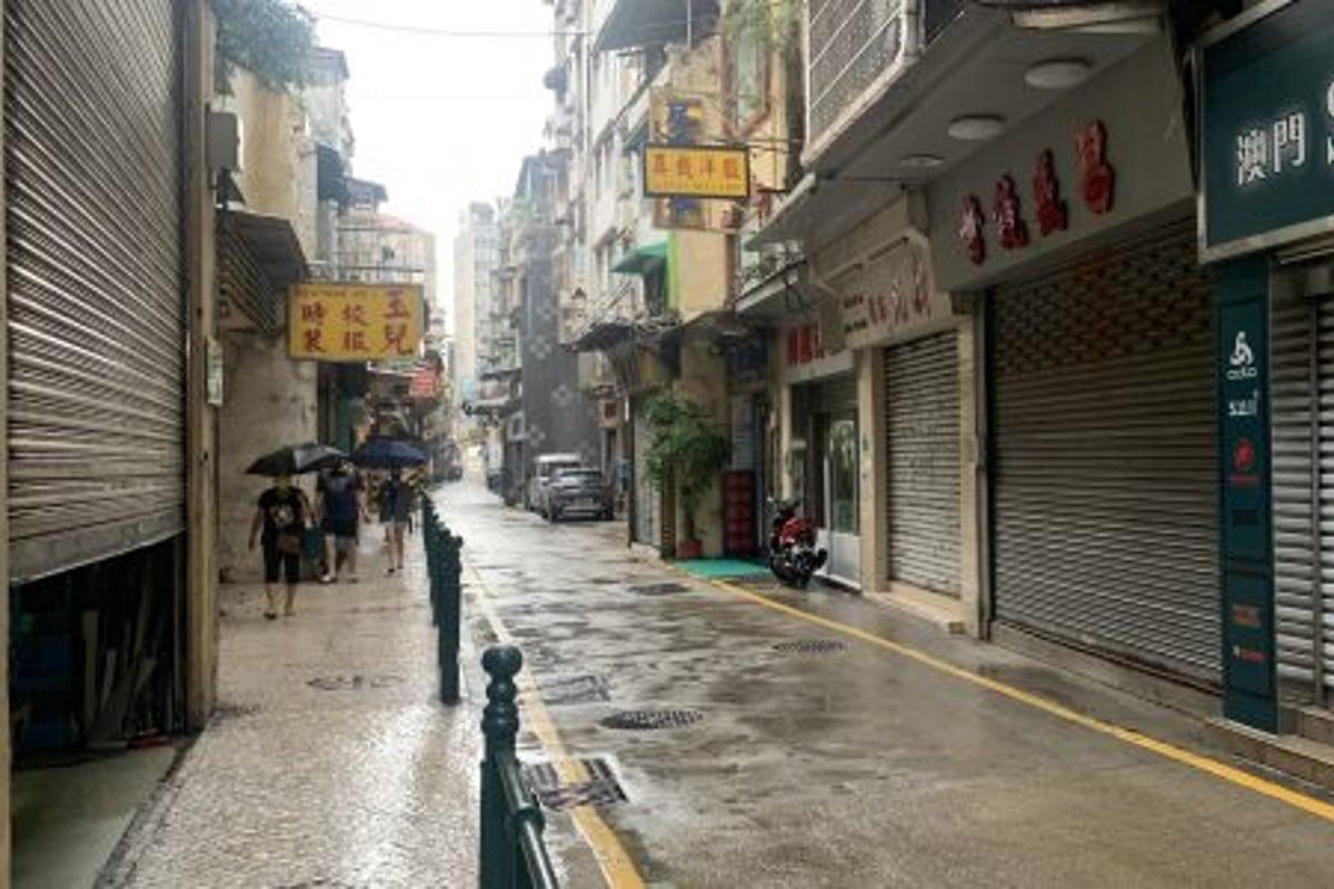 Konsultasyon ng publiko sa Macau casino