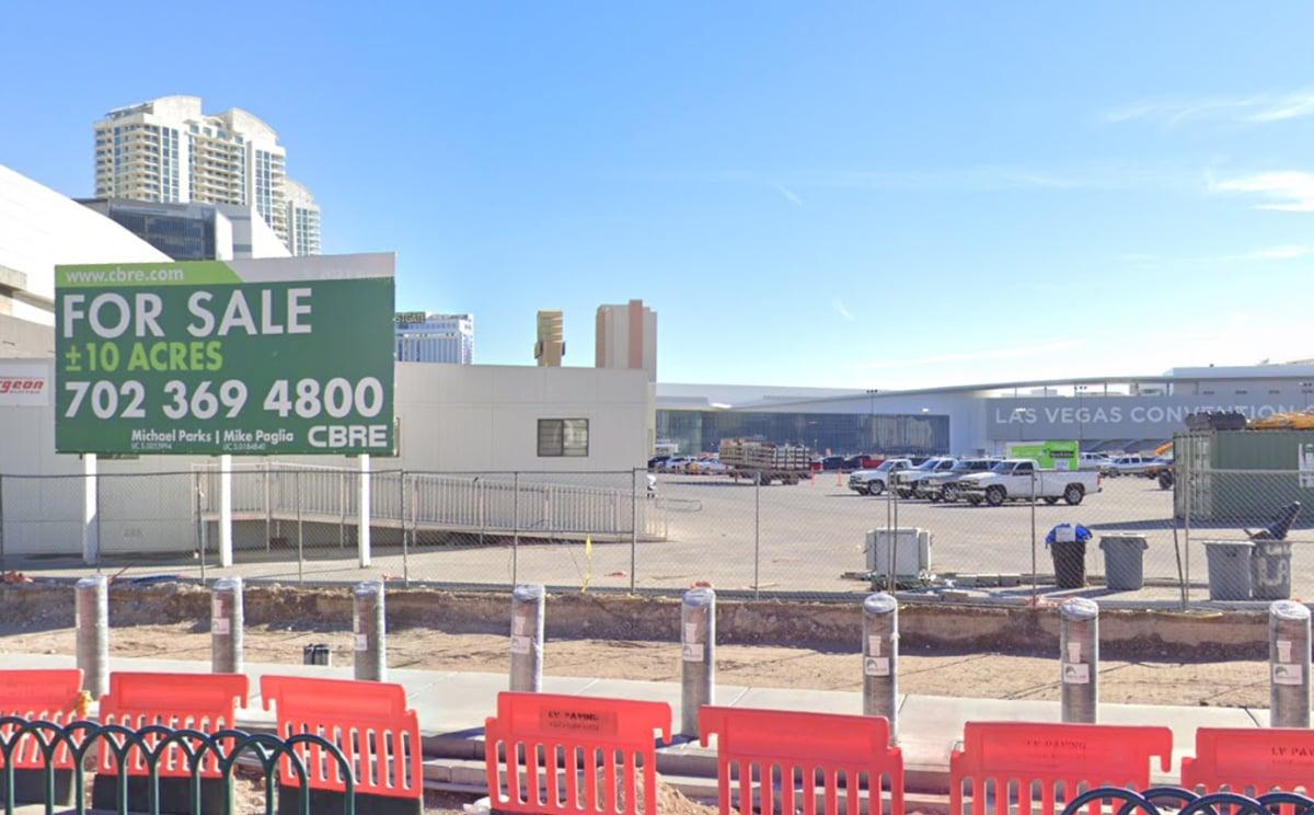 Las Vegas Riviera land Strip casino resort