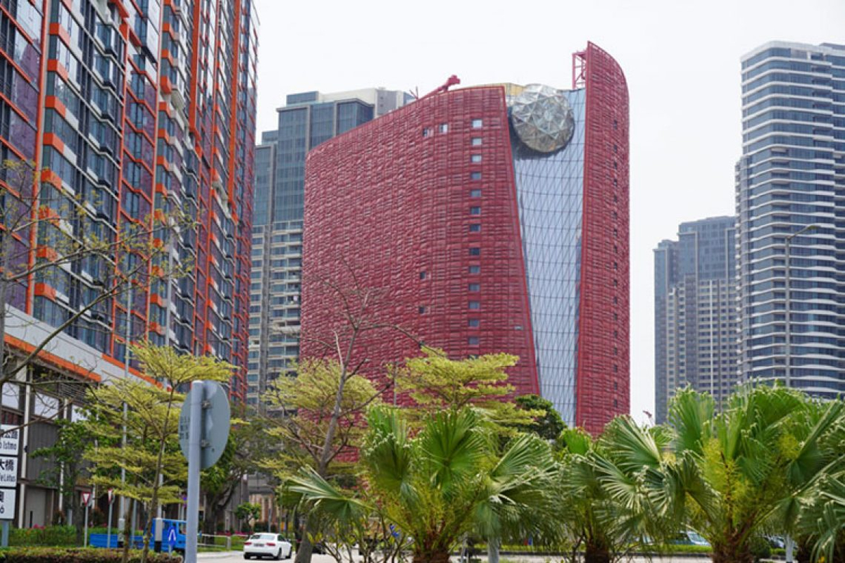 The 13 Macau insolvency South Shore Holdings