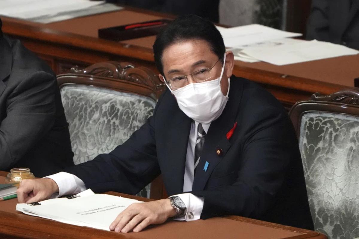 Japan IR casino PM Fumio Kishida