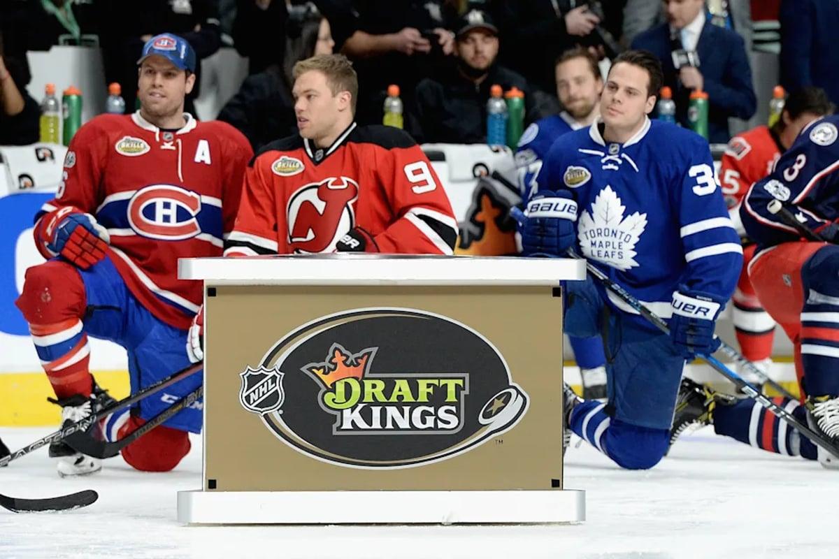 DraftKings NHL sports betting Turner TNT