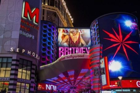 Britney Spears Las Vegas residency casino show