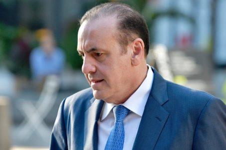 Gamal Aziz casino exec college admissions scandal
