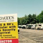 Foxwoods Casino Betting on Campers, Unveils RV Resort Plan