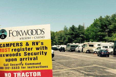 Foxwoods Casino RV campground