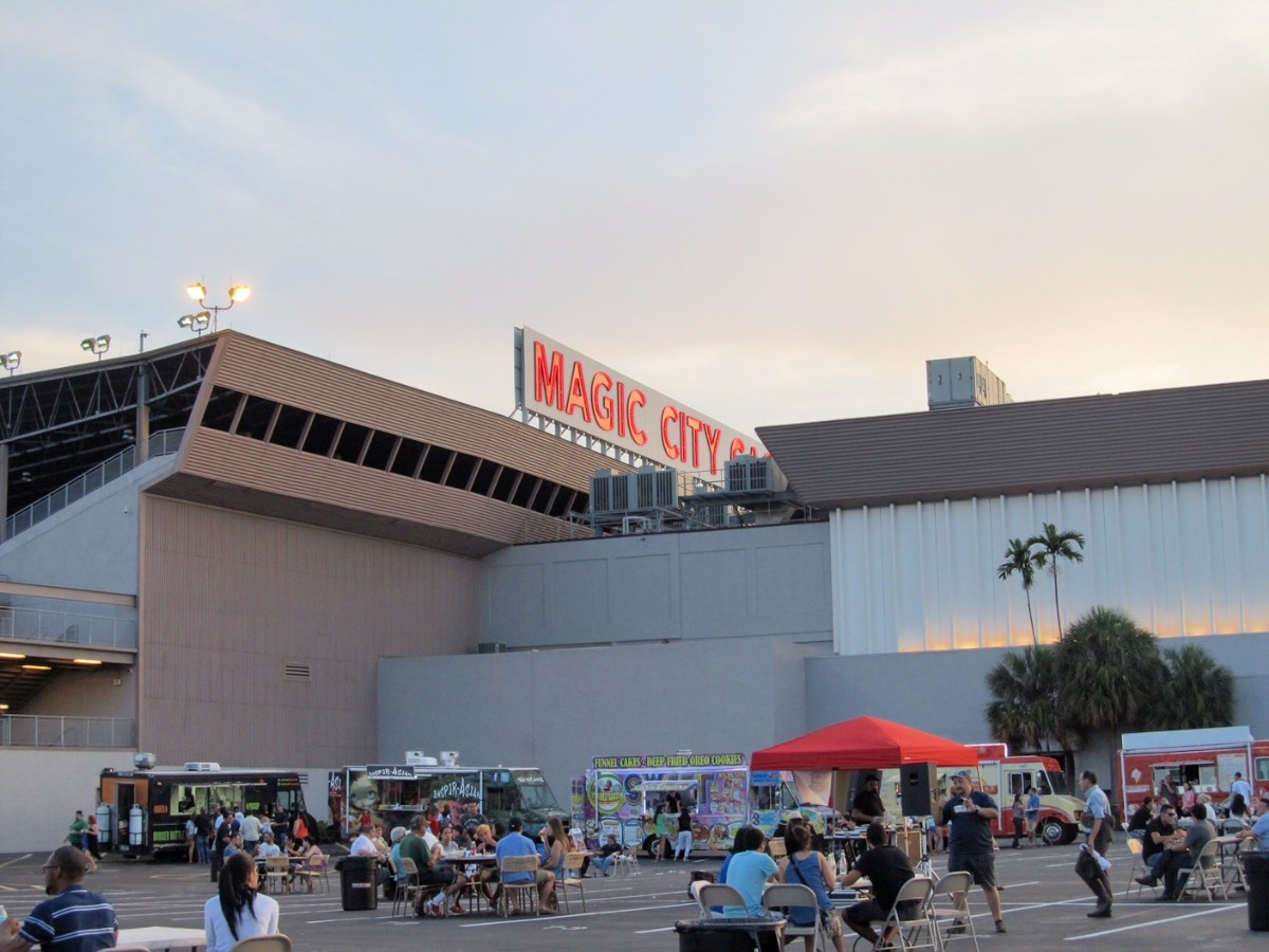 Magic City, Florida sports betting
