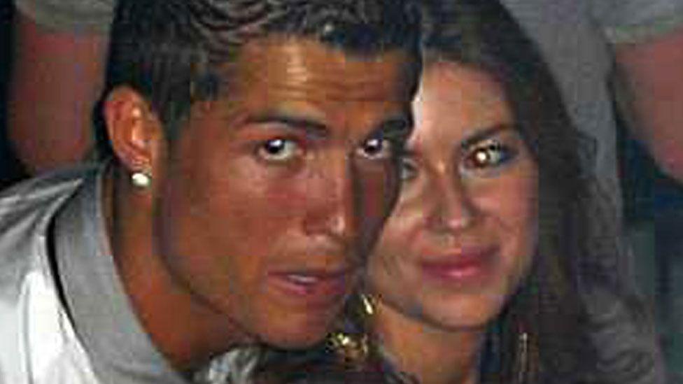 Demanda ni Cristiano Ronaldo