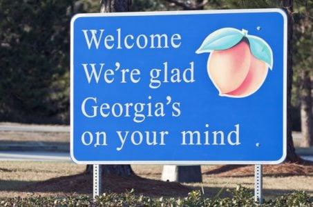 Georgia casino gambling Atlanta sports betting