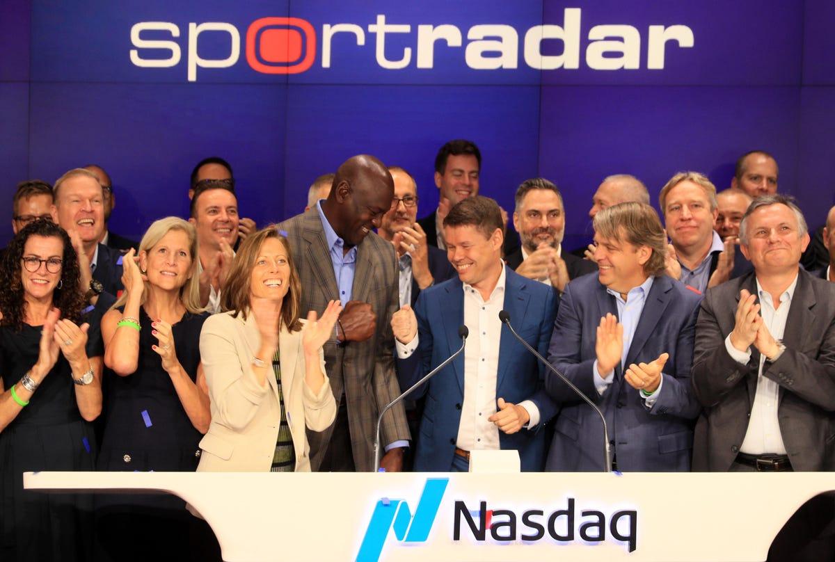 Sportradar stock