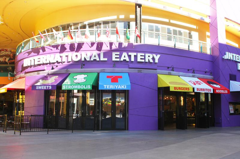 International Eatery At Neonopolis
