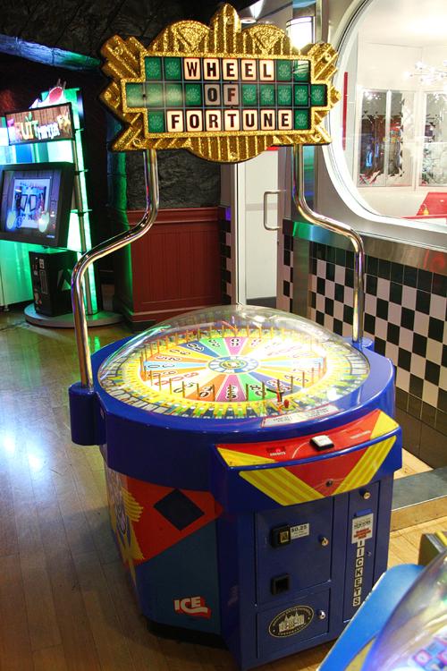 Casino Arcades Where Las Vegas Gets A Little Creepy