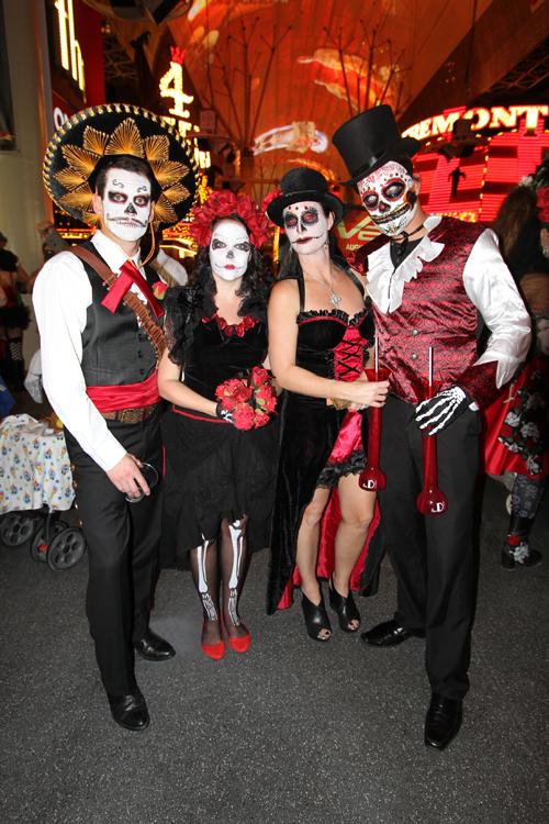 Las Vegas Halloween 2014 & Halloween in Las Vegas Slays It Clever Costumes Abound | Vital ...