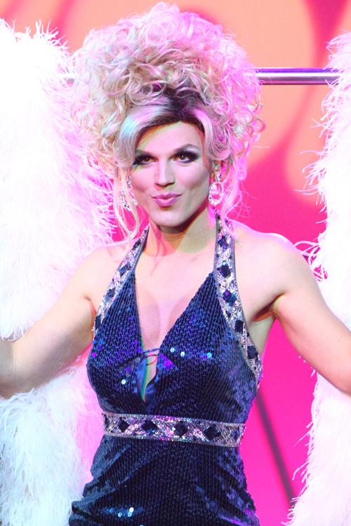 Las Vegas Entertainers Join in Roasting Female ...