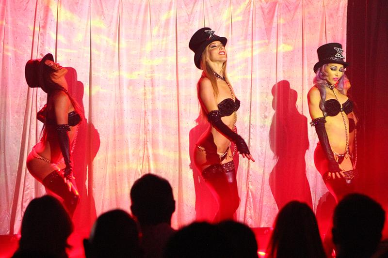 Hot Best nude shows las vegas