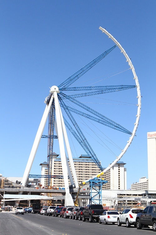The High Roller Ferris Wheel