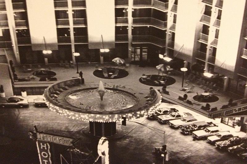 Plaza pool