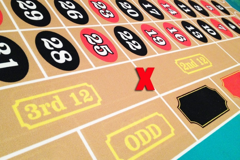 Illegal gambling parlors
