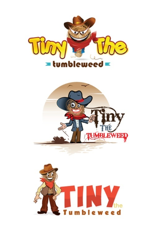 Tiny the Tumbleweed is rumored to have gone through 41 drafts.