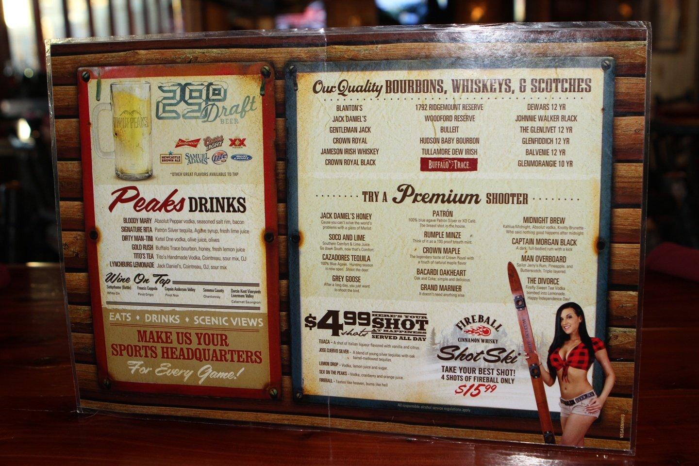 Miss Twin Peaks and You'll Feel Like a Boob | Vital Vegas