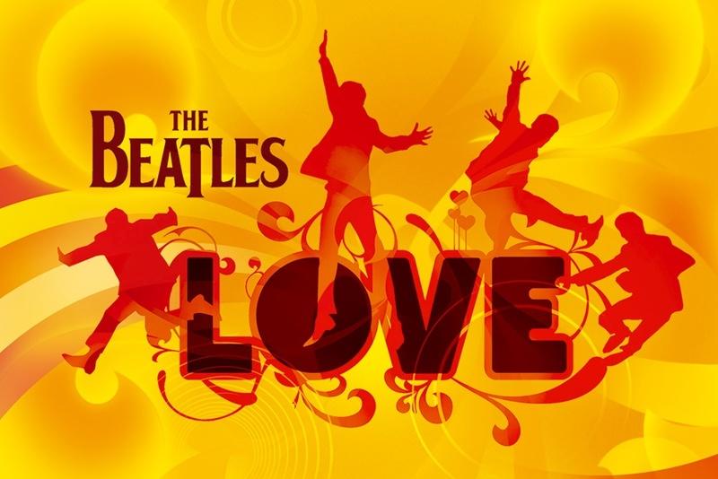 Beatles Love Mirage