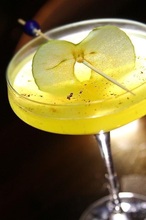 Press bar cocktail