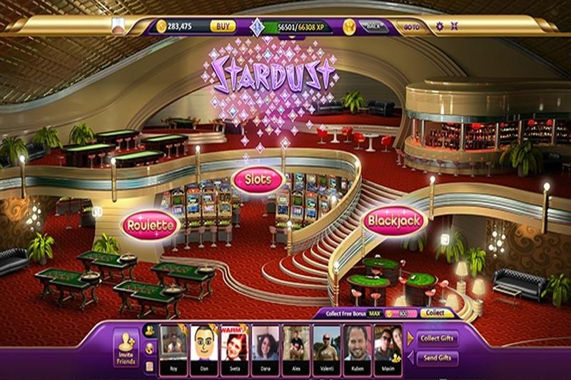 Kasino virtual Stardust