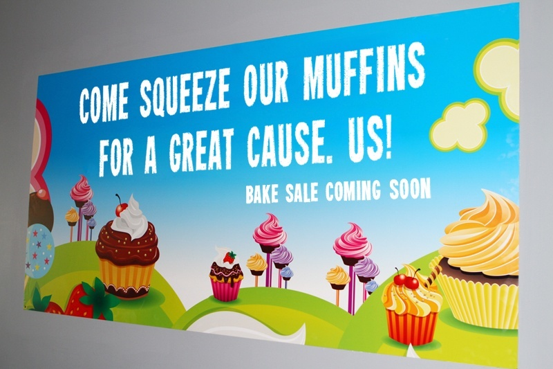 Technically, those aren't muffins.