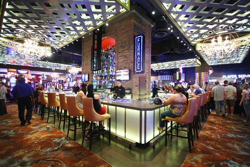 Furnace bar, a sweet new downtown hangout.