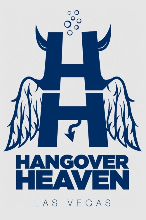 Today's contradiction of terms is brought to you by Hangover Heaven.