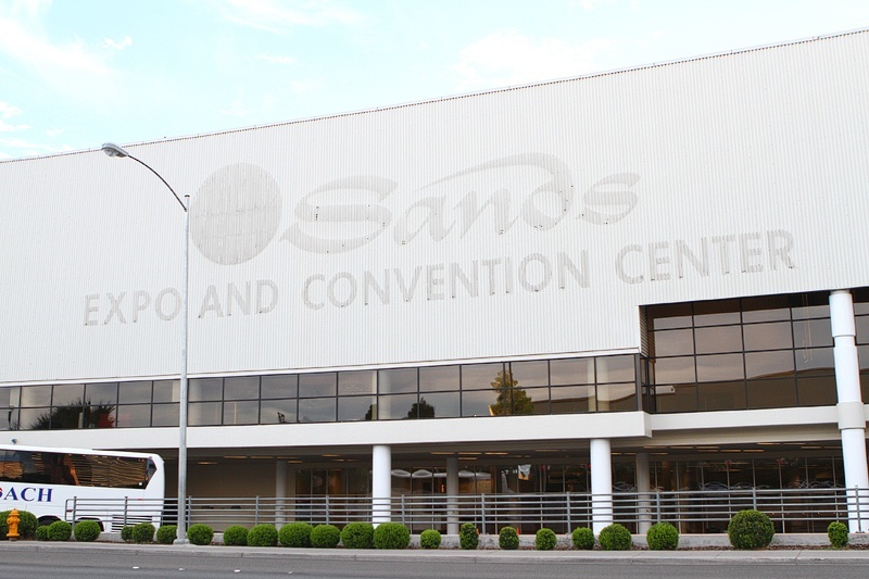 You're looking at the largest privately-owned convention center in the world. Would you expect anything less from Las Vegas?