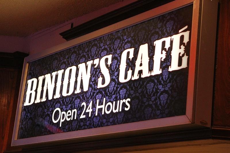 Binion's Cafe Las Vegas