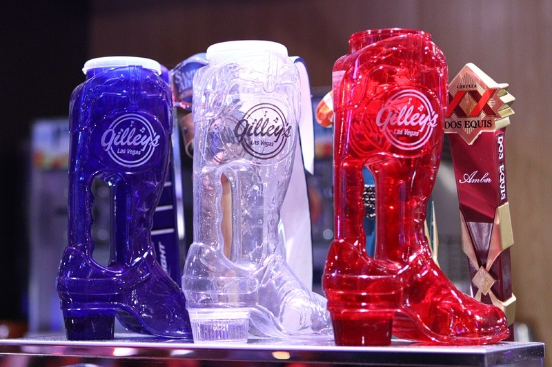 Gilley's boot cup