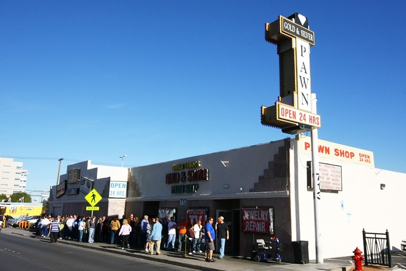 Pawn Shops In Las Vegas
