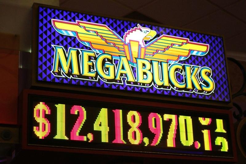 Megabucks progressive slots las vegas jeu de roulette casino gratuit