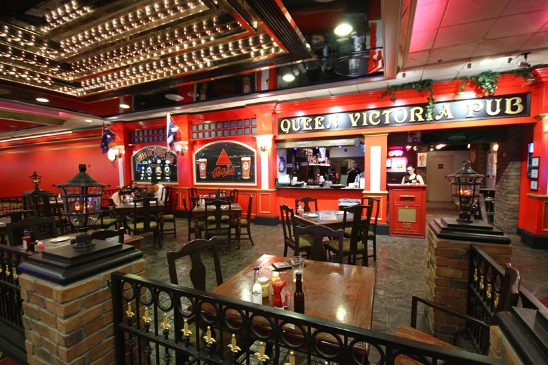 Queen Victoria's Pub