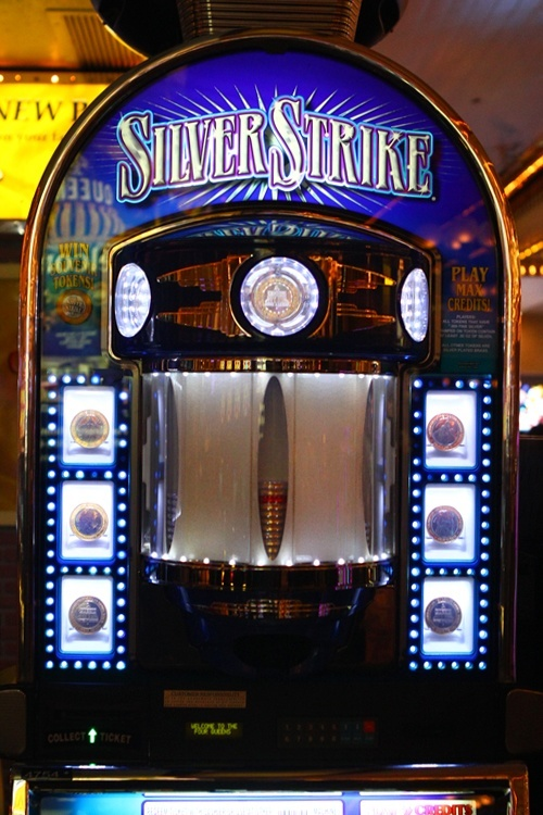 Silver strike collectors casino 11