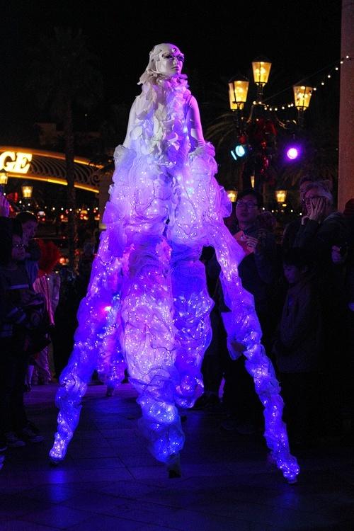Winter in Venice Las Vegas