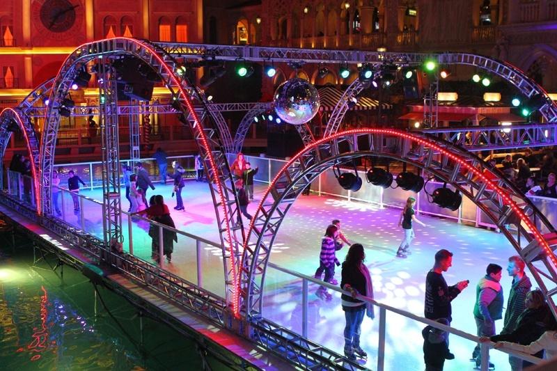 Skating rink Las Vegas