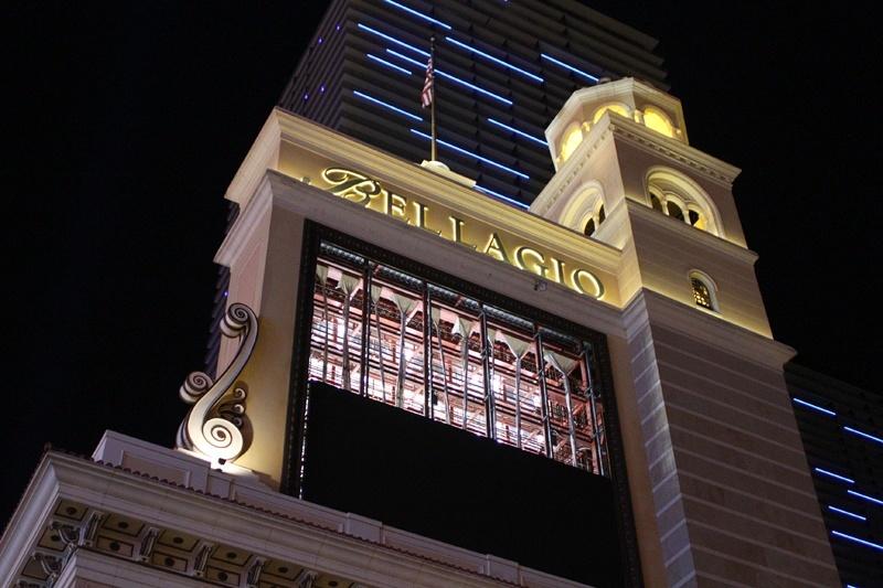 Bellagio marquee