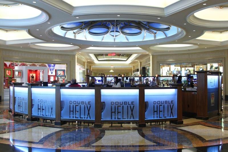 Double Helix Palazzo