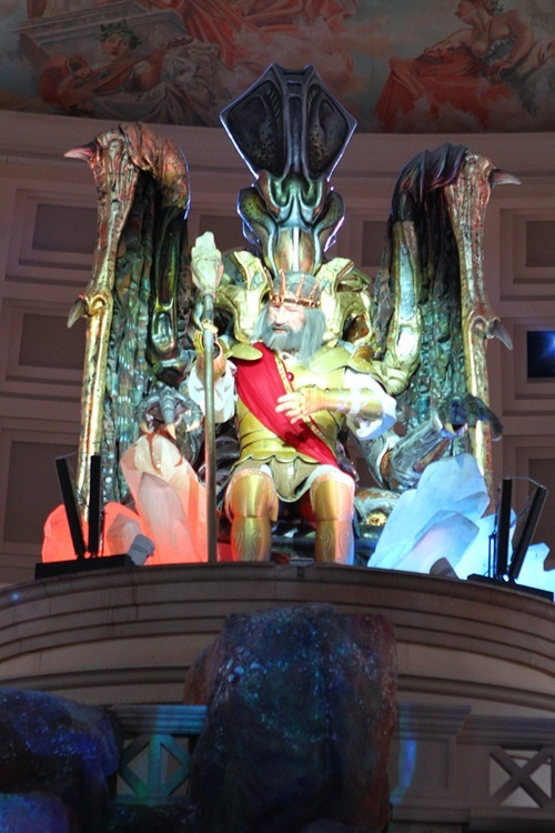 Fall of Atlantis Las Vegas