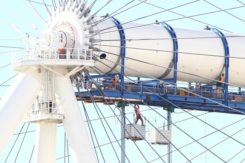 Linq Ferris Wheel