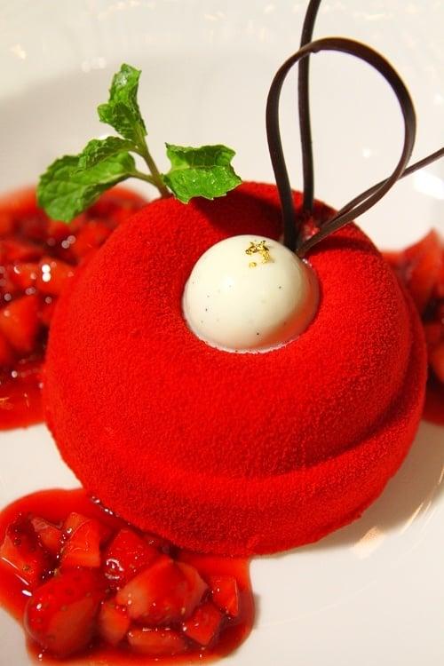 Jayde Fuzion dessert