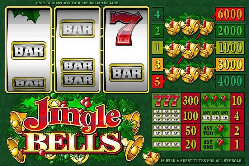 Jingle Bells slot machine